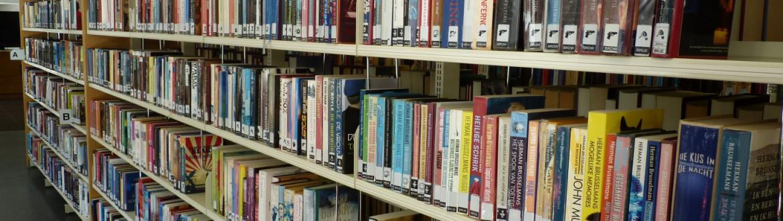 bibliotheek Gavere rekken